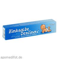 ZINKSALBE DENTINOX GEGEN WINDELDERMATITIS, 45 G, Dentinox Gesellschaft für pharmazeutische Präparate