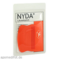 NYDA Läusekamm, 1 ST, G. Pohl-Boskamp GmbH & Co. KG