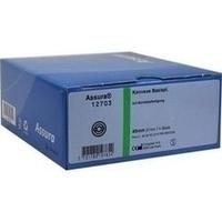 ASSURA Konvexe Basisplatten 21mm Rastringgr. 40mm, 4 ST, Coloplast GmbH