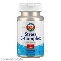 STRESS B COMPLEX+C, 50 ST, Supplementa Corporation B.V.
