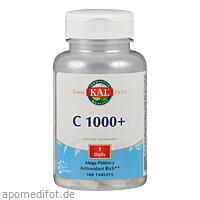 VITAMIN C 1000MG HAGEBUTTE, 100 ST, Supplementa Corporation B.V.
