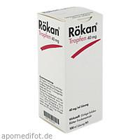 Rökan Tropfen 40mg, 100 ML, Dr.Willmar Schwabe GmbH & Co. KG