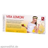 VITA LEMON Trinkfläschchen, 12X10 ML, Dr.Reckeweg & Co. GmbH