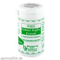 Grüner Kaffee Extrakt 50% Chlorogensäuren, 60 ST, Pharmadrog GmbH