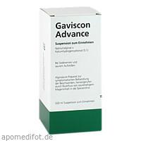 Gaviscon Advance, 500 ML, Eurimpharm Arzneimittel GmbH