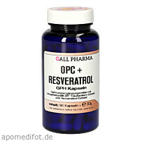 OPC + Resveratrol GPH Kapseln, 90 ST, Hecht-Pharma GmbH
