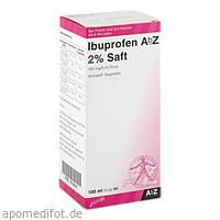 IBUPROFEN AbZ 2% Saft, 100 ML, AbZ Pharma GmbH