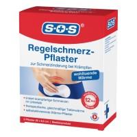SOS Menstruations-Wärme-Pflaster, 2 ST, DISTRICON GmbH