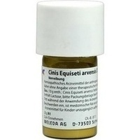 Cinis Equiset.arv.D6, 20 G, Weleda AG