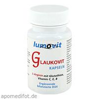 Glaukovit-Kapseln Ergänzende bilanzierte Diät, 30 ST, Lumovit GmbH