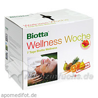 BIOTTA WELLNESS Woche Saft, 1 P, Biotta AG