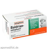 Baldrian-ratiopharm, 60 ST, ratiopharm GmbH