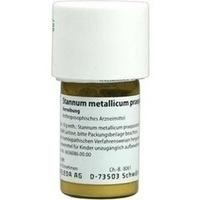 Stannum metallicum pr. D12, 20 G, Weleda AG