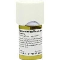 Stannum metallicum pr. D30, 20 G, Weleda AG