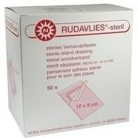 RUDAVLIES STERIL 10CMX8CM VERBANDPFLASTER, 50 ST, Nobamed Paul Danz AG