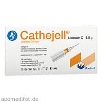 Cathejell Lidocain C steriles Gleitgel ZHS 8.5g, 5 ST, Dr. Pfleger Arzneimittel GmbH
