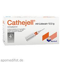 Cathejell C steriles Gleitgel ZHS 12.5g, 25 ST, Dr. Pfleger Arzneimittel GmbH