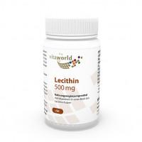 Lecithin 500mg, 50 ST, Vita World GmbH