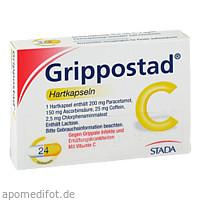 Grippostad C Hartkapseln, 24 ST, Pharma Gerke Arzneimittelvertriebs GmbH