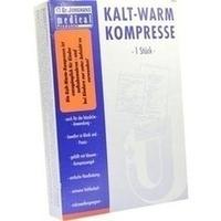 KALT WARM KOMPRESSE FLEXI 12x29 M 10CM KLETTBAENDE, 1 ST, Dr. Junghans Medical GmbH