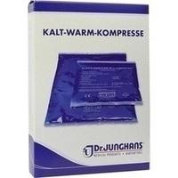 KALT WARM KOMPRESSE FLEXI 12x29 M 30CM KLETTBAENDE, 1 ST, Dr. Junghans Medical GmbH
