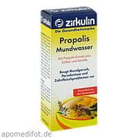 Zirkulin Propolis Mundwasser, 50 ML, DISTRICON GmbH