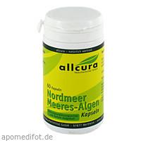 Meeres-Algen Kapseln (Nordmeer), 60 ST, Allcura Naturheilmittel GmbH