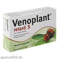 Venoplant retard S, 100 ST, Dr.Willmar Schwabe GmbH & Co. KG
