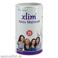xlim Aktiv Mahlzeit Vanille, 500 G, Biomo-Vital GmbH