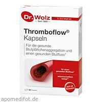 Thromboflow Kapseln Dr. Wolz, 60 ST, Dr. Wolz Zell GmbH