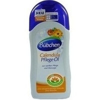 Buebchen Pflege Oel, 200 ML, Bübchen Skincare GmbH
