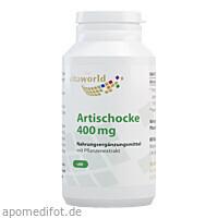 Artischocke 400mg, 60 ST, Vita World GmbH