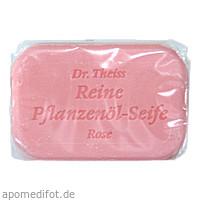 Dr.Theiss Rose reine Pflanzenölseife, 100 G, Dr. Theiss Naturwaren GmbH