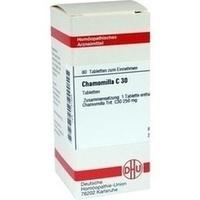 CHAMOMILLA C30, 80 ST, Dhu-Arzneimittel GmbH & Co. KG