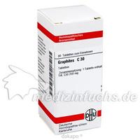 GRAPHITES C30, 80 ST, Dhu-Arzneimittel GmbH & Co. KG