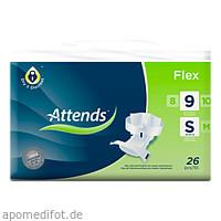 Attends Flex 9 Small, 26 ST, Attends GmbH