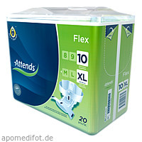 Attends Flex 10 Extra Large, 20 ST, Attends GmbH
