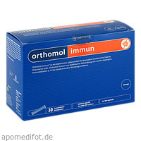 Orthomol Immun Direktgranulat Orange, 30 ST, Orthomol Pharmazeutische Vertriebs GmbH