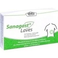 Sanagast Laves, 30 ST, Laves-Arzneimittel GmbH