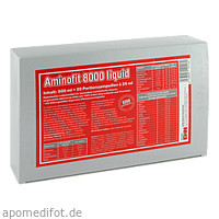 AMINOFIT 8000 LIQUID, 20 ST, Eder Health Nutrition