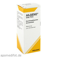 AILGENO SPAG Peka, 50 Milliliter, Pekana Naturheilmittel GmbH
