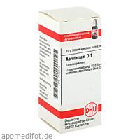 ABROTANUM D 1, 10 G, Dhu-Arzneimittel GmbH & Co. KG