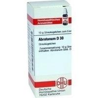 ABROTANUM D30, 10 G, Dhu-Arzneimittel GmbH & Co. KG