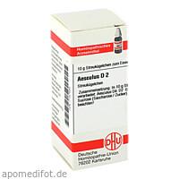 AESCULUS D 2, 10 G, Dhu-Arzneimittel GmbH & Co. KG