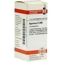 AGARICUS D200, 10 G, Dhu-Arzneimittel GmbH & Co. KG