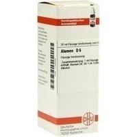 ALUMEN D 6, 20 ML, Dhu-Arzneimittel GmbH & Co. KG