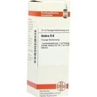 AMBRA D 8, 20 ML, Dhu-Arzneimittel GmbH & Co. KG