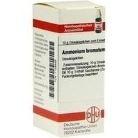 AMMONIUM BROMATUM D 6, 10 G, Dhu-Arzneimittel GmbH & Co. KG