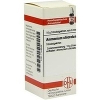 AMMONIUM CHLORATUM D12, 10 G, Dhu-Arzneimittel GmbH & Co. KG