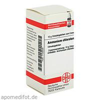 AMMONIUM CHLORATUM D 6, 10 G, Dhu-Arzneimittel GmbH & Co. KG